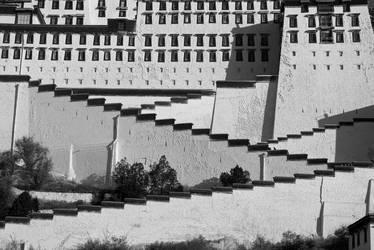 Potala Palace by drlightx