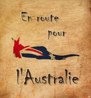 En Route Pour l'Australie II by VeranMovil