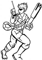 Bionic Commando by stutheninja