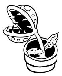 Piranha Plant by stutheninja