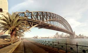 Harbourbridge Sydney by Philipp88