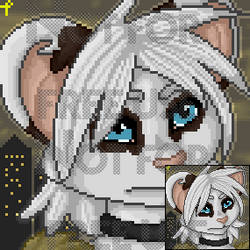 [TRADE] Timo Anthro Non-remap Portrait by Talezya