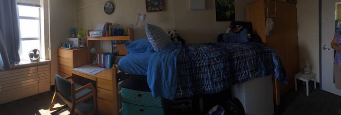 My Dorm by DJHydrogen