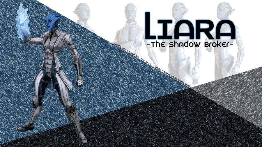 Liara Tsoni Wallpaper By Soulhaven On Deviantart