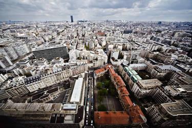 Paris Sud by bast-86