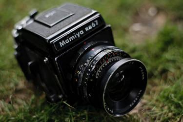 Mamiya RB 67 by bast-86
