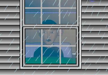 Childhood Week 2018 #4:  Rain by ArtsInSladeVision