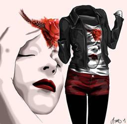 Fashion Design by hOleYes