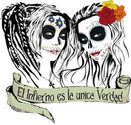 Los dias de los muertos by hOleYes