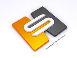 Hs Logo by g-dexigner