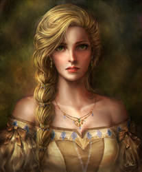 The Lost Princess by hanutella