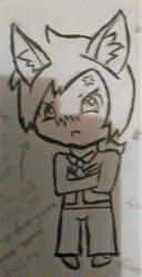 Angry Wilfre But this Time he's a Chibi. by Eleanor-the-Second