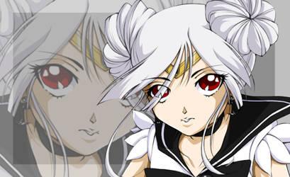Chibi Sailor Chronos by llawll