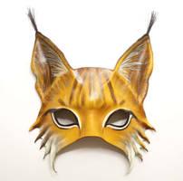 Lynx Leather Mask by teonova
