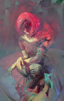 Amanita by JeromeBirti