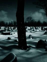 jewish cemetery I by OoooKATIoooO