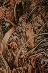 dance of thought-V- by OoooKATIoooO