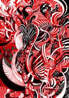 The Divine Serpent by OoooKATIoooO