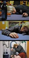Drunken New Year 2011 by SYUPON