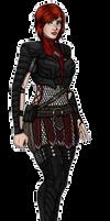 Dragon Age - ABL Leliana by Guyver89