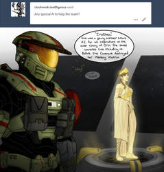 Ask Quiver 8: Not Cut out for the Job by Guyver89