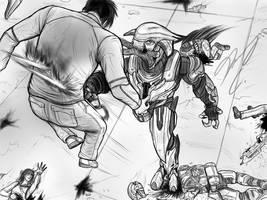 Halo-Ween 2018 - #21 Quash Heresy by Guyver89