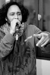 The rap guy by lordgonz