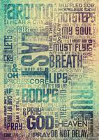 Typolyrics 1 'Cold Retro' by PUReeYEZ