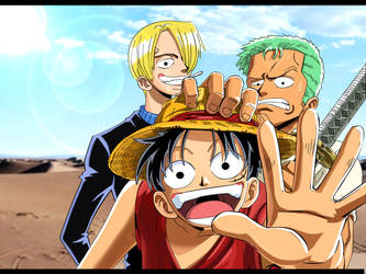 One Piece Vector by carmona