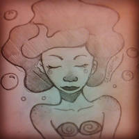 Little Mermaid by saxagenia