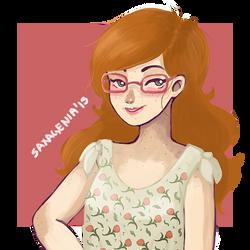 Jenna by saxagenia