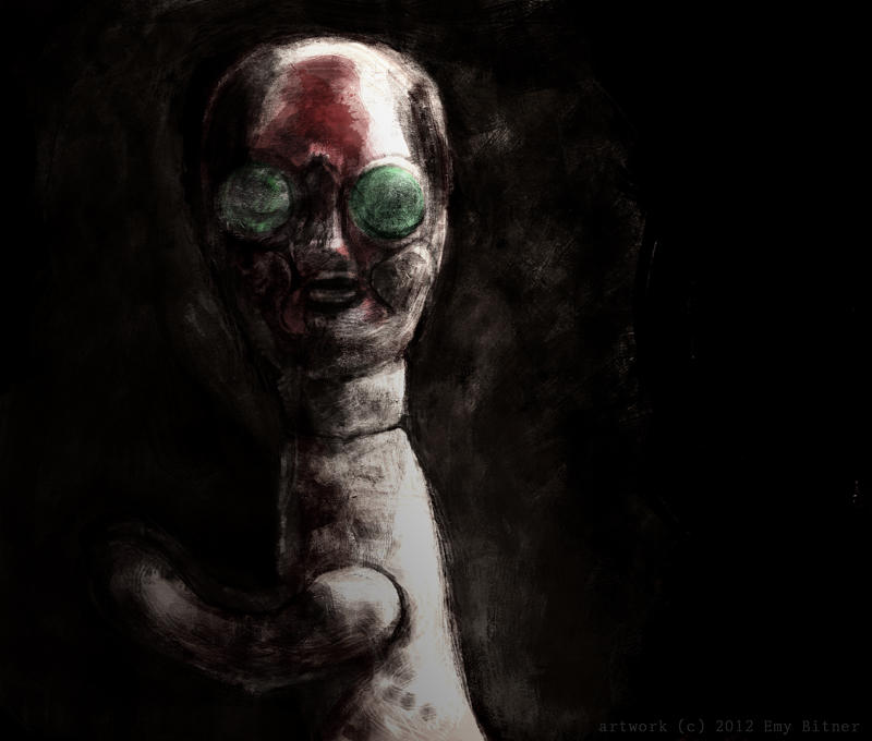 SCP-173 by IntroducingEmy