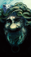 Seaweed Man by IntroducingEmy