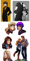 Commission - Various 2014 by IntroducingEmy