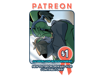 Patreon Update! by IntroducingEmy