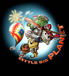 Little Big Planet fun by mathulessjoking