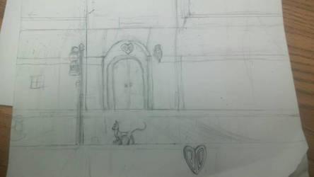 an inn(ish) by Raygcraft