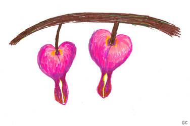 Bleeding Hearts by GraysenC