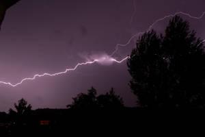 Thunderstorm I by leepfrog
