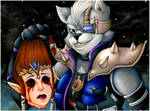 Brawl's a Dangerous Game by Following-The-Rabbit