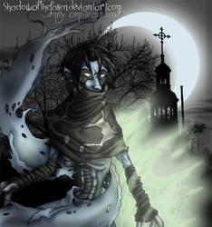Soul Reaver by ShadowOfTheFallen