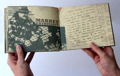 Eastern Market book Leonard by cheektocheek