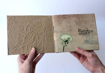 Eastern Market book Title by cheektocheek