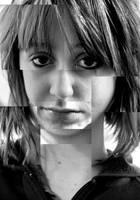 Digital Self Portrait by cheektocheek
