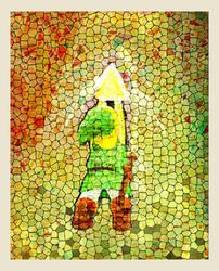 A Child Hero's Strength by ryanpaulthompson