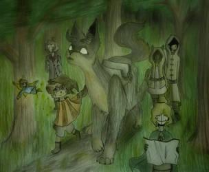 Fantasy by WillowRustle64