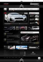 Citroen Concept Design by nonlin3