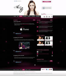 Musician Home Page by nonlin3