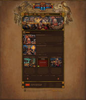 Torchlight 2 Fansite | Webdesign by LoomarNet