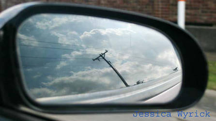 our rear view mirror by themusicfreak3